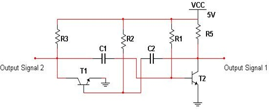 The Different Types Of Multivibrator Circuits For Pulse