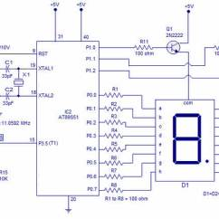 Digital Rpm Meter Wiring Diagram Low Voltage Diagrams Introduction To Tachometer Circuit Working With 8051 And Types Using