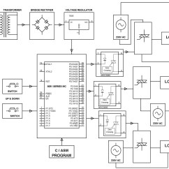 Solid State Relay Wiring Diagram Directv Swm 5 Relays Three Phase With Zvs Project Block By Www Edgefxkits Com