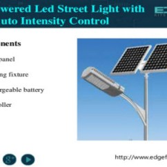 Pir Motion Sensor Light Wiring Diagram Off Road Without Relay Top 10 Simple Electronic Projects For Beginners In 2014 Solar Powered Led Street