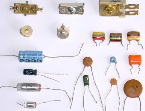 Ceramic Capacitor Working Different Types And Their
