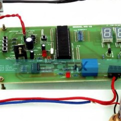 Pid Temperature Controller Kit Wiring Diagram 220v 3 Phase Motor Precise Digital Circuit Working And Its Control System