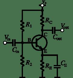 common emitter amplifier circuit diagram [ 2000 x 2386 Pixel ]