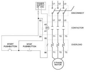 Different Types of Overload Relays  Connection Diagram