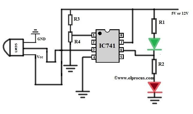 Temperature controlled fan speed using atmega32