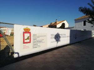 Inicio Obras Pabellón Ferial