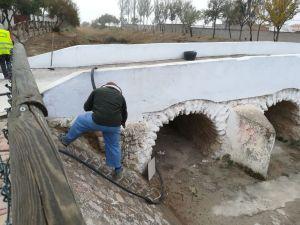 Restauración Puente del Rey