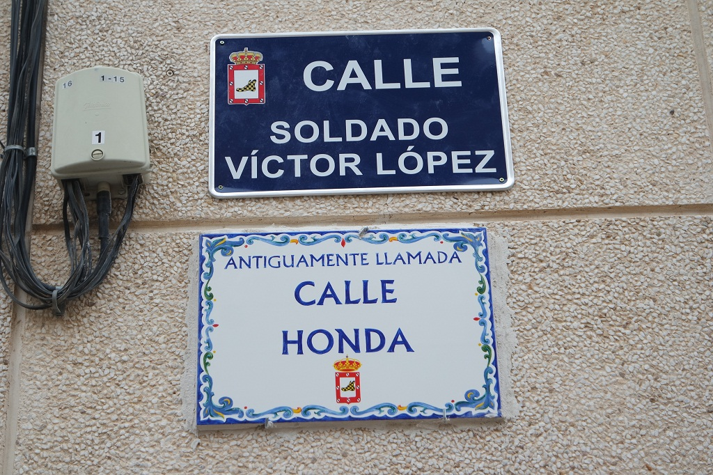 Calle Honda