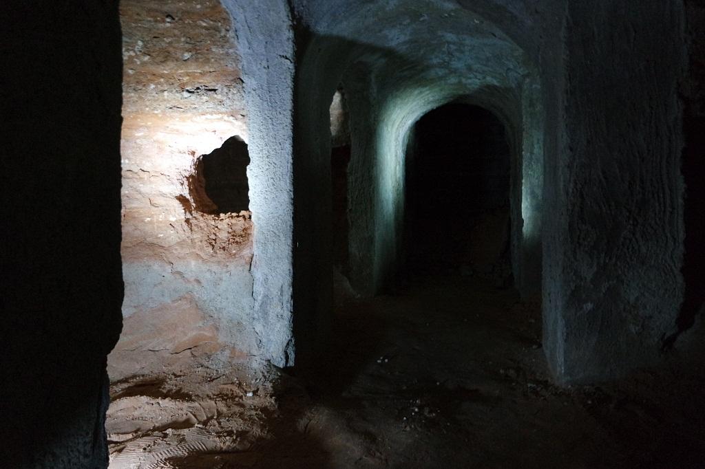 Cuevas subterráneas