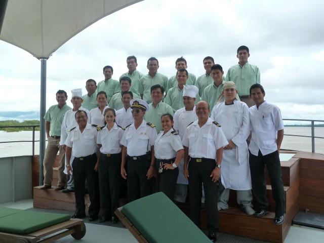 crucero por el rio amazonas viaje a perú