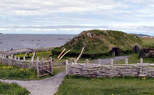 Vikingos en Canadá