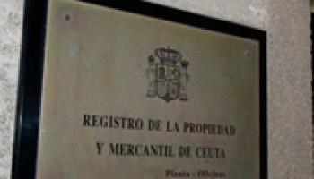 Resultado de imagen de Registro de la propiedad de Ceuta