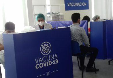 Protocolo para vacunación, en Hospital El Salvador