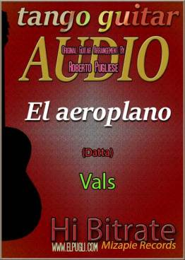 El aeroplano 🎶 mp3 vals criollo en guitarra