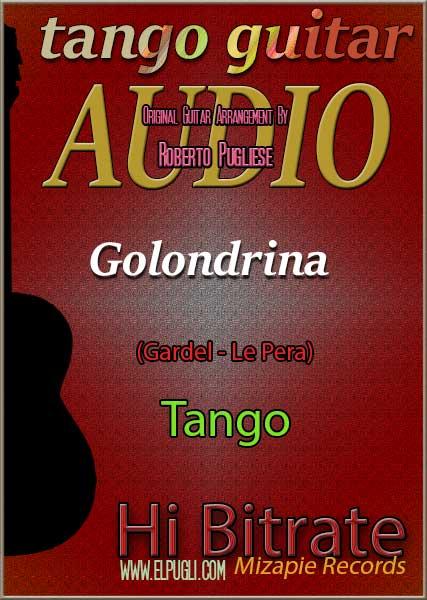Golondrinas 🎵 mp3 tango en guitarra