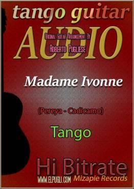 Madame Ivonne 🎼 mp3 tango en guitarra.