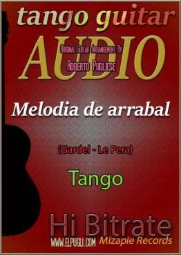 Melodia de arrabal 🎵 mp3 tango en guitarra