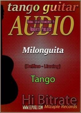Milonguita (Esthercita) 🎵 mp3 tango en guitarra