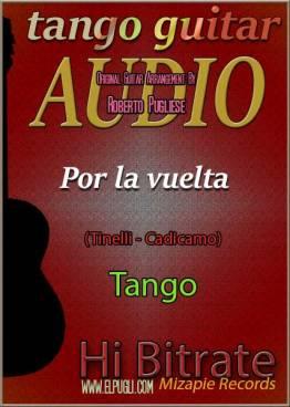 Por la vuelta 🎵 mp3 tango en guitarra