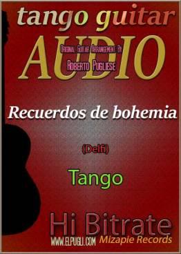 Recuerdos de bohemia 🎵 mp3 tango en guitarra