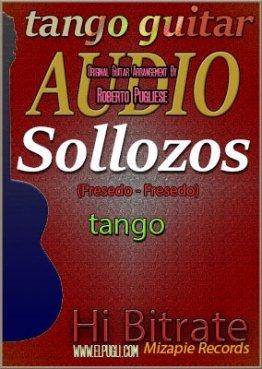 Sollozos 🎵 mp3 del tango en guitarra.