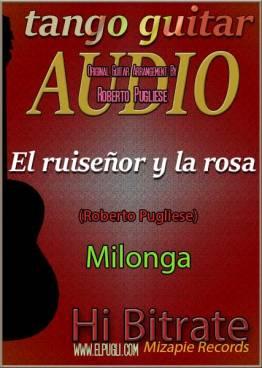El ruiseñor y la rosa mp3 milonga en guitarra