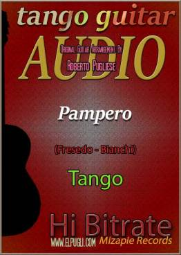 Pampero mp3 tango en guitarra