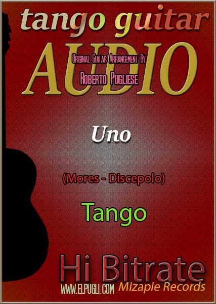 Uno 🎵 mp3 tango en guitarra