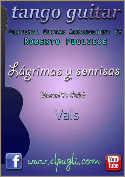 Lágrimas y sonrisas 🎵 mp3 vals criollo en guitarra