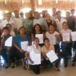 Entregan 45 nombramientos a integrantes del Comité Directivo Municipal de la Corriente Crítica del PRI