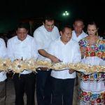 Este sábado inicio los festejos del 167 aniversario de la guerra social maya en la alcaldía de Tihosuco
