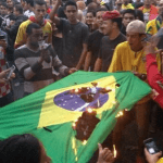Disturbios en Brasil por 'histórica' derrota contra Alemania