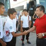 Mauricio Góngora trabaja a favor de la juventud