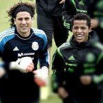 Giovani ya 'saborea' un duelo contra Ochoa
