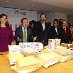 """Rebasa el PRI los 4 millones de firmas en su campaña """"más con menos pluris"""""""