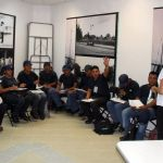 Capacitan a policías municipales de Bacalar en materia de Derechos Humanos