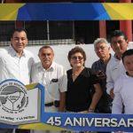 Celebran el 45 aniversario de la Normal de Bacalar