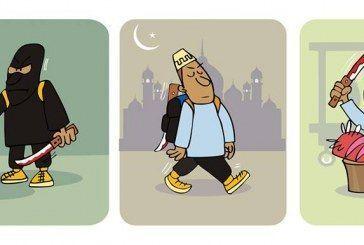 LEON: Carnicero #caricatura