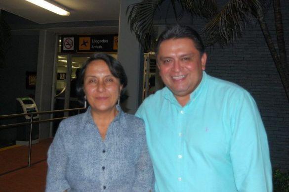 Carmen López ORIGEN: México Distrito Federal DESTINO: Chetumal Quintana Roo MOTIVO: alta funcionaria de UNICEF, viene a verificar unos trabajos en escuelas indígenas de Felipe Carrillo Puerto, lo acompaña Jesús Rodríguez Herrera.