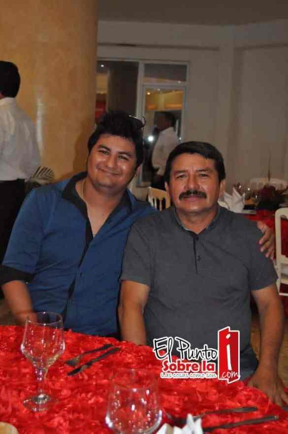 Jose Gonzalo Lopez y Sergio Lopez.