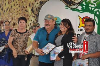 El tercer lugar para Abis Bel Mendoza.