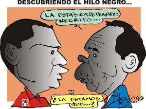 DESCUBRIENDO EL HILO NEGRO