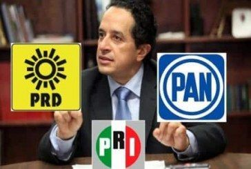 Carlos Joaquín no midió compromisos para llegar a la gubernatura