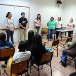 Lleva DIF Municipal,pláticasde prevención de embarazos no deseados a jóvenes estudiantes