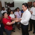 Garantiza Remberto Estrada compromiso y eficiencia del ayuntamiento al servicio de la ciudadanía