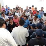 Ex trabajadores municipales se aferran a la defensa de sus derechos