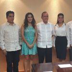 Toman posesión subsecretarios en la Secretaría de Gobierno