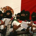 Lanzarán zapatistas candidata presidencial