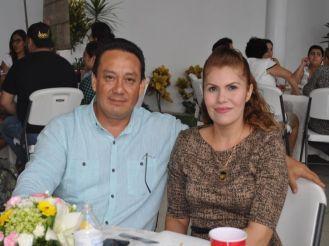 Carlos Mario Uc Sosa y Sibia Kantun Aguilar.