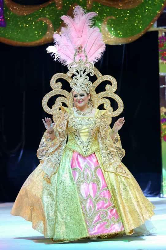 DIF - baile de carnaval de damas14